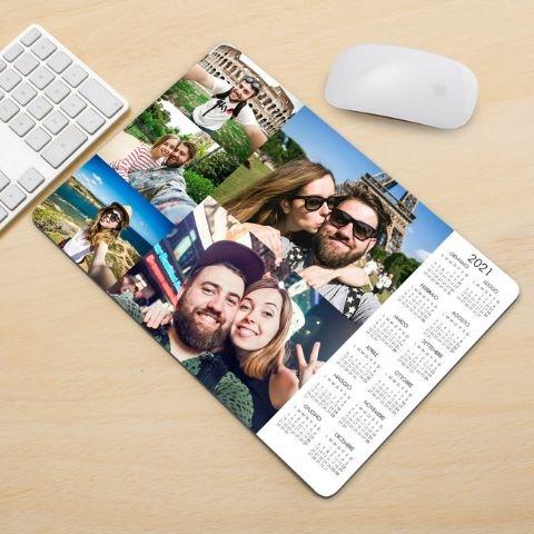 Calendari mouse pad
